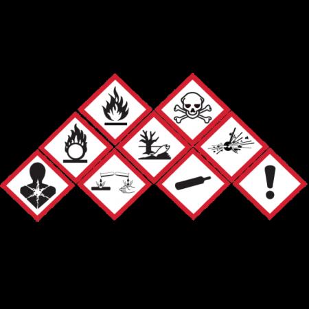 Uzlīmes ķīmijas produktiem