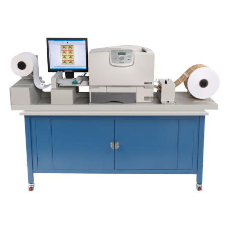 Digitālās drukas printeri