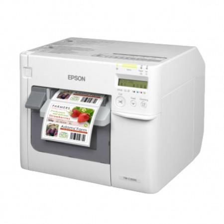 EPSON C3500 uzlimju printeris 1