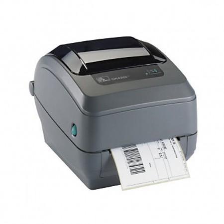 ZEBRA GK420 t termo parneses drukas uzlimju printeris 1