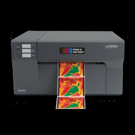 Krāsu uzlīmju printeri